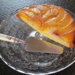 Nectarine Cake #Recipe @MasdAugustine
