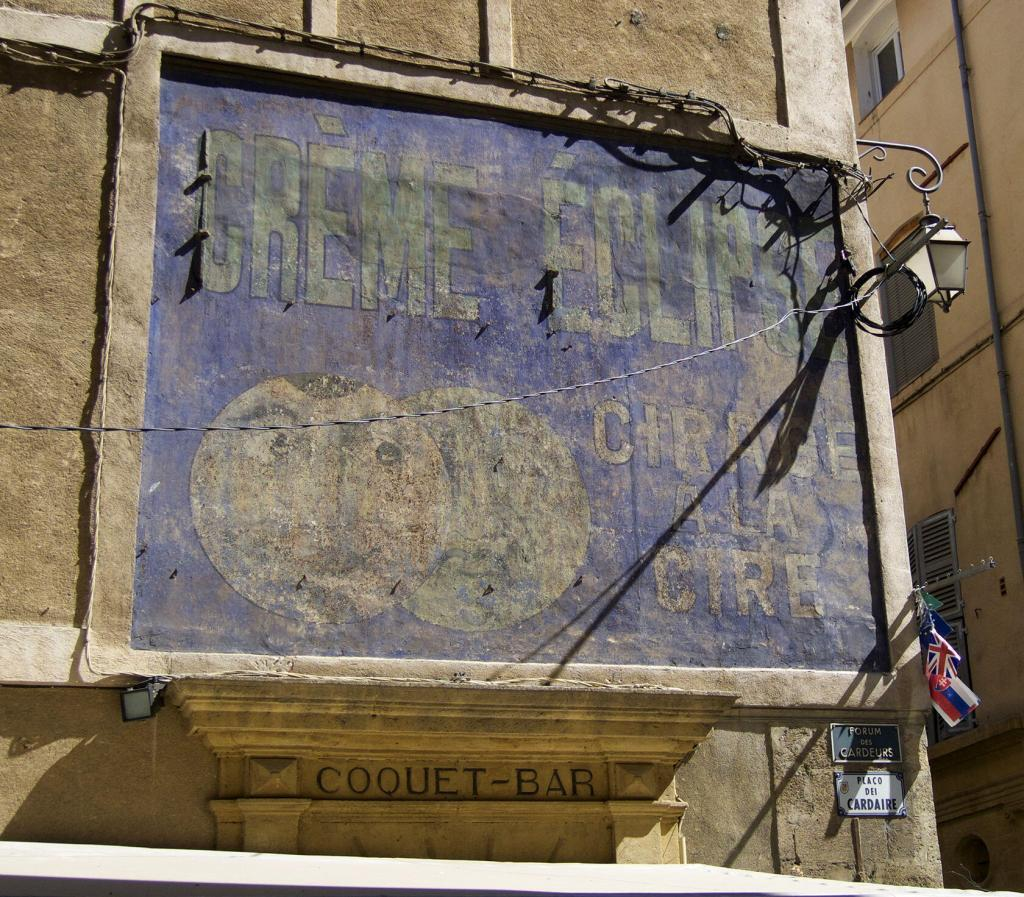 Old advertising #AixenProvence @PerfProvence