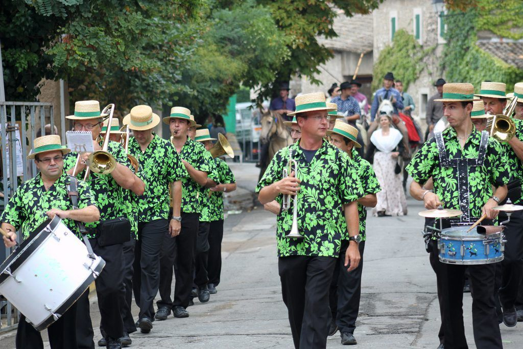 Parade in Provence @PerfProvence