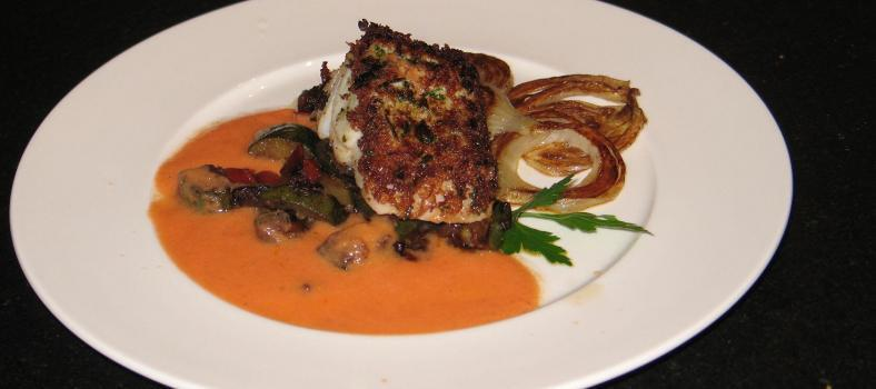 Roast Cod #Recipe @MasdAugustine