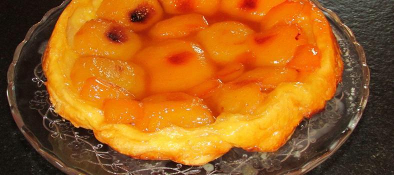 Classic Tarte Tatin Recipe @MasdAugustine