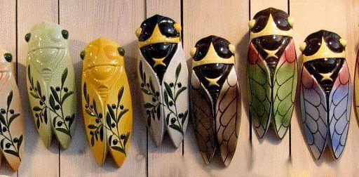 cicadas Provence @margo_lestz