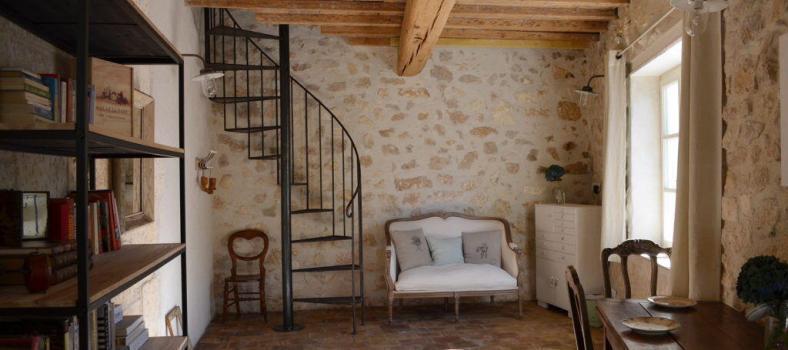 Livingroom renovation @CuriousProvence