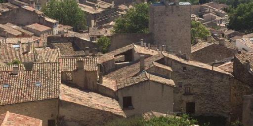 Visit to Curcuron #Luberon @ProvenceTayls