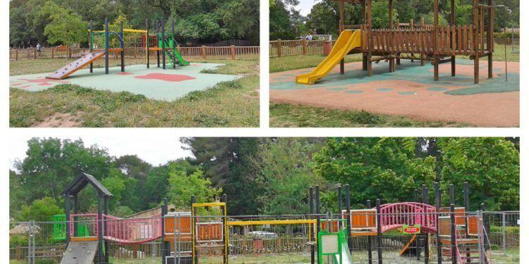 Parc Vaugrenier Villeneuve Loubet @AccessRiviera