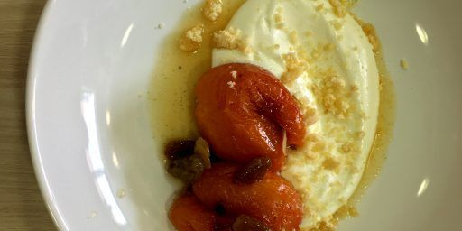 Roasted Apricot Dessert Cooking Classes @JeanMartin @Toquadom