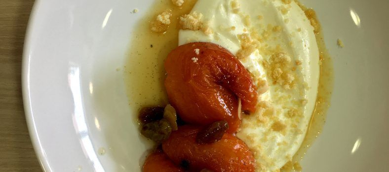 Roasted Apricots #CookingClasses @JeanMartin @Toquadom