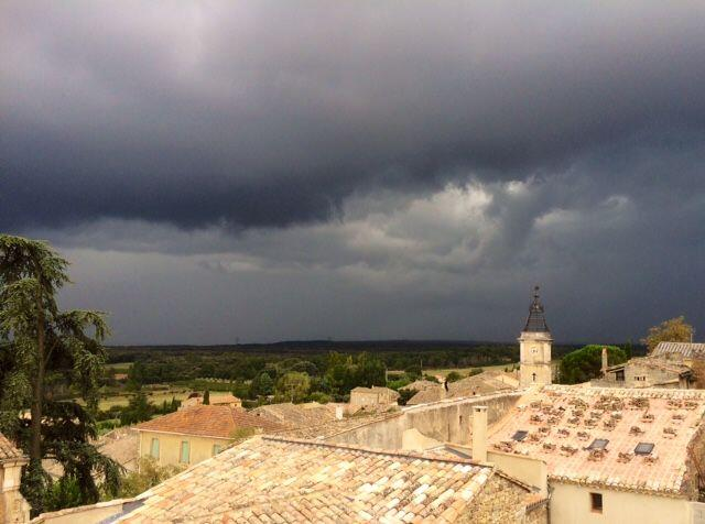 Storm gathering Uzege @alabreche_annie