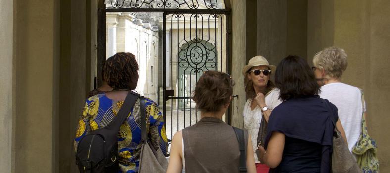 Touring Uzes #Uzes #TravelTips @GingerandNutmeg
