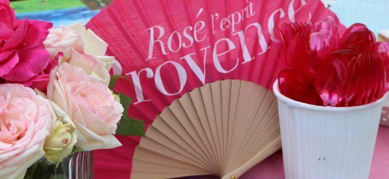 Cotignac Rose Festival #WinesofProvence @MirabeauWine