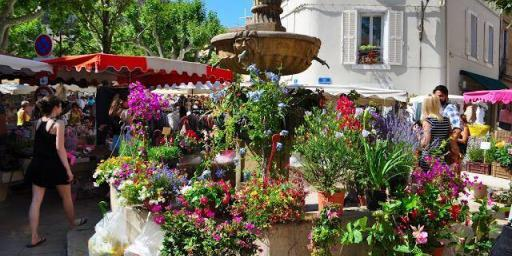 Cassis Market Day @OurHouseinProvence
