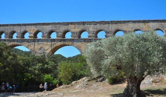 Pont du Gard @OurhouseinProvence