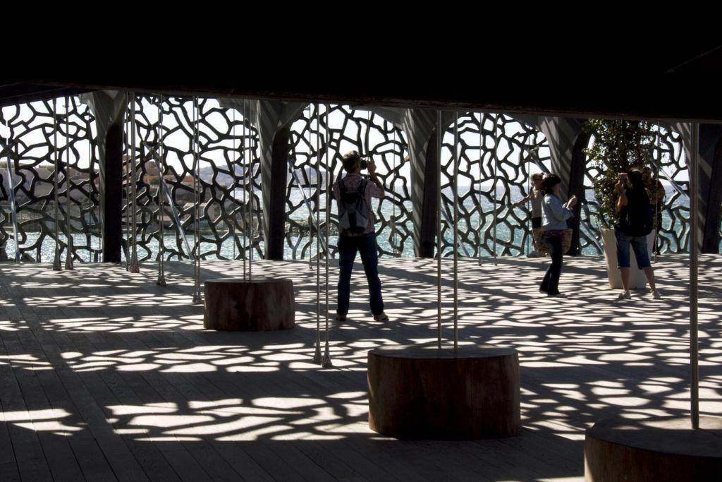 MuCEM #Marseille #ExploreProvence @PerfProvence