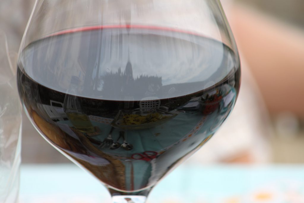 Provence red wine #tastesofprovence @perfprovence