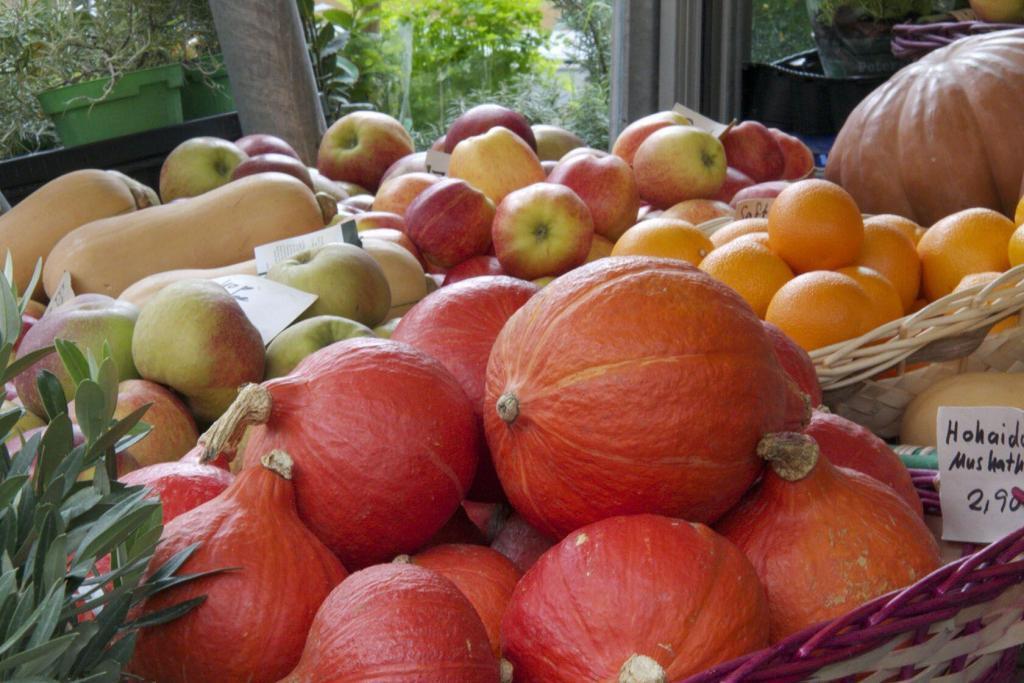 Market Fall veggies #TastesofProvence @PerfProvence