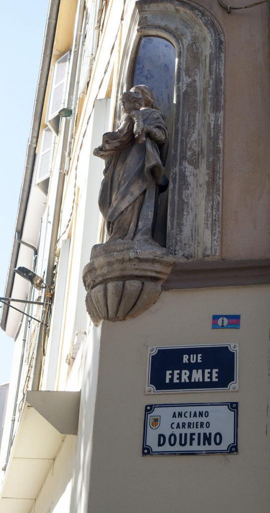 Rue Fermee #AixenProvence @PerfProvence