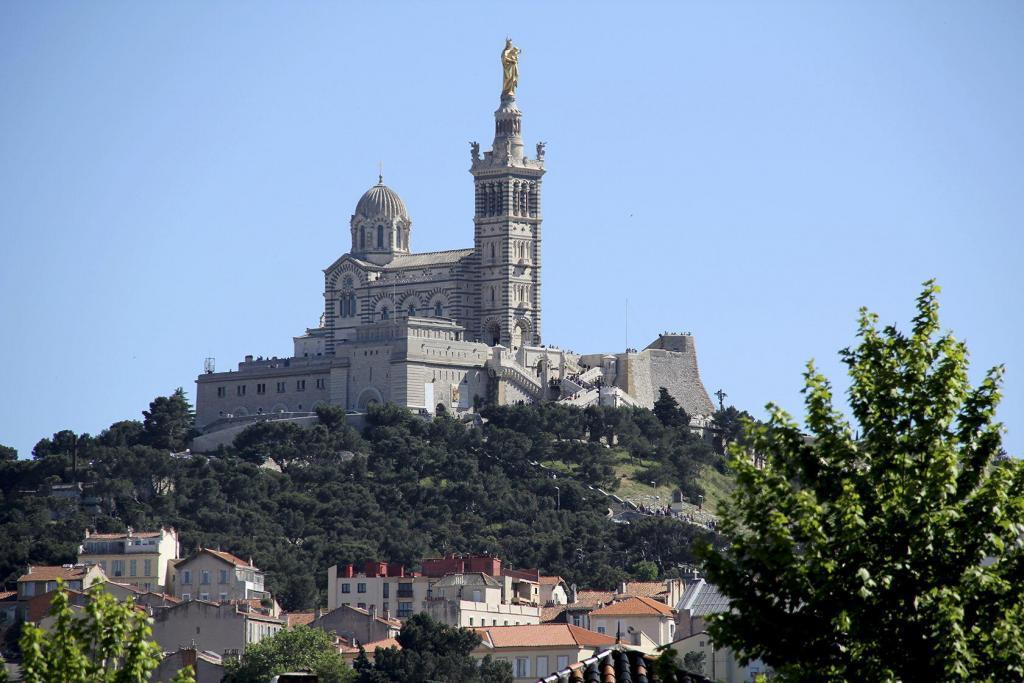 Notre Dame de la Garde #Marseille #ExploreProvence @PerfProvence
