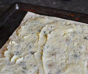 cambozola and fig flatbread @CocoaandLavender