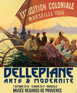 Marseille Art Dellepiane Exhibition @Aixcentric
