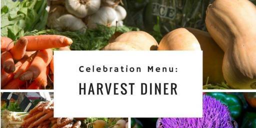 Provence Harvest Menu