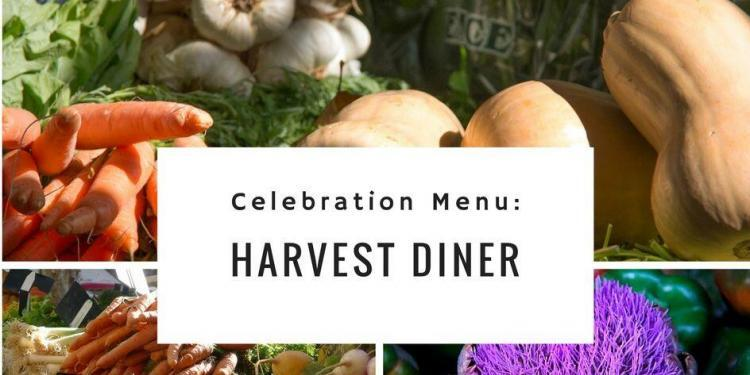 Harvest Dinner selected by @goutetvoyage