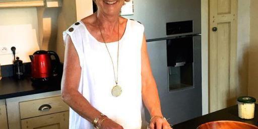 Jane Langton at Mas d'Augustine @bfblogger2015