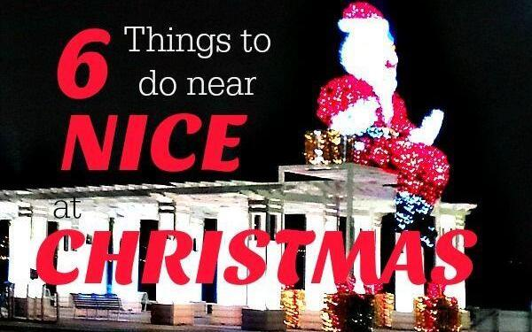 6 fun things to do around Nice at Christmas @FibiTee
