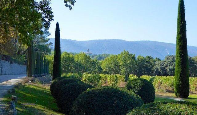 Roussillon, Chateau Canorgue @ShutrsSunflowrs