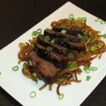 French Duck Spicy Noodles @Masdaugustine