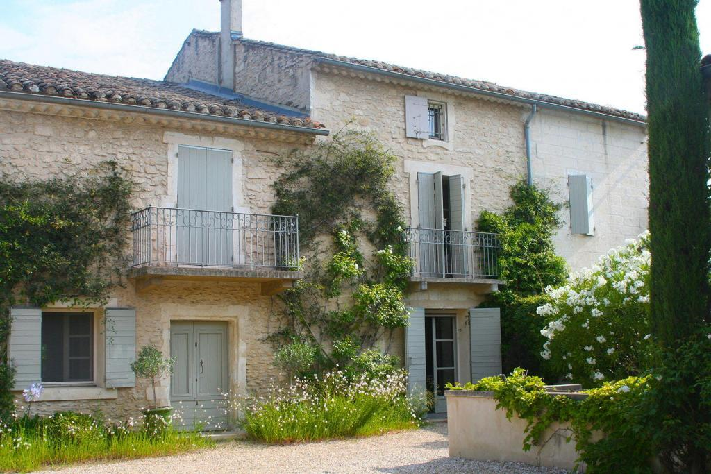 La maison de line feel at home in saint remy de provence - La maison de provence ...