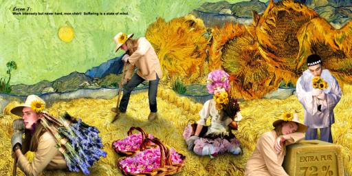 Puss in Boots in Provence Children's Book @coco_blignaut