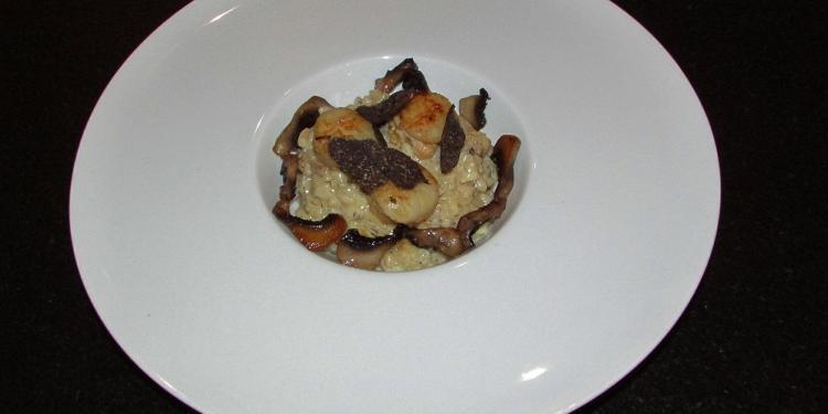 truffle-risotto-recipe @Masdaugustine