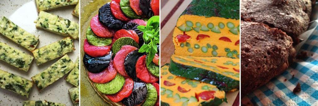 Holiday Dinner menu for vegetarians @CocoaandLavender #TastesofProvence