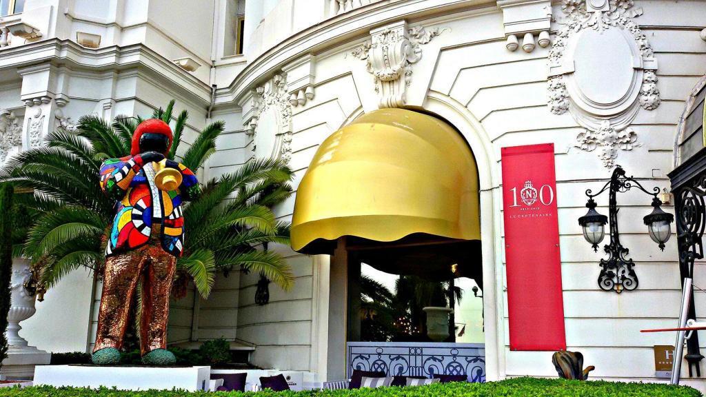 Hotel Negresco #Nice06 #FrenchRiviera @ChiaraOrlandi @ToursofNice