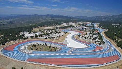 Paul Ricard The Formula 1 track in Provence @Aixcentric
