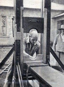 Guillotine in France @GirlgoneGallic