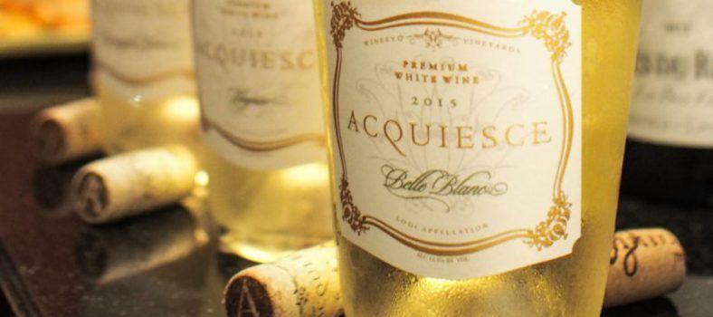 Acquiesce white Chateauneuf-du-pape @susan_pwz #TastesofProvence