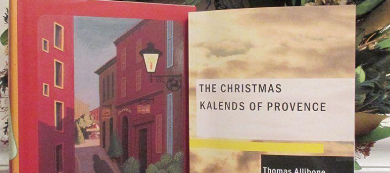 Christmas Taditions and books on Provence @maryjanedeeb