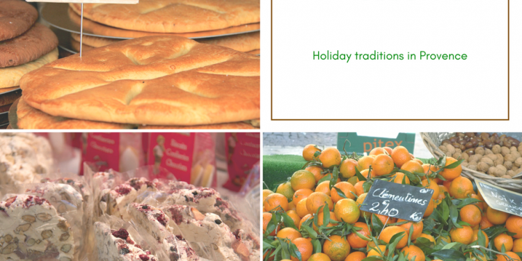 Christmas Traditions 13 Desserts of Provence @PerfProvence