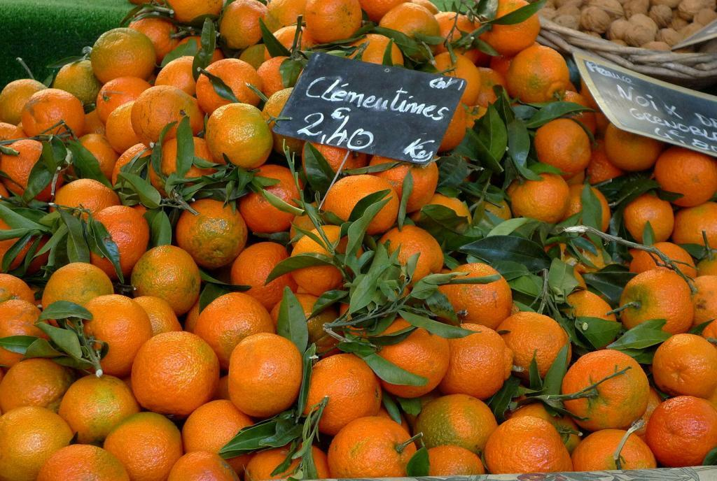Christmas Citrus in Provence @PerfProvence