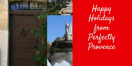 Perfectly Provence Christmas Message