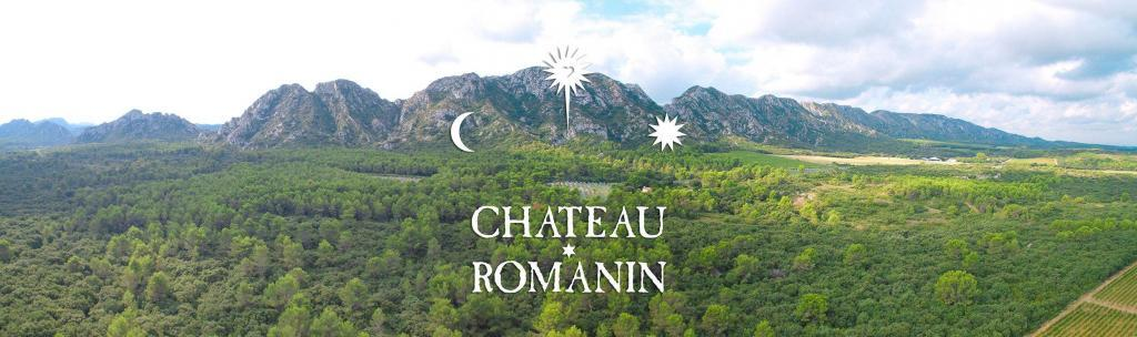 panoramique View @chateauromanin #WinesofProvence #LesBauxdeProvence