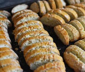 croquants or croquets Provencal biscotti