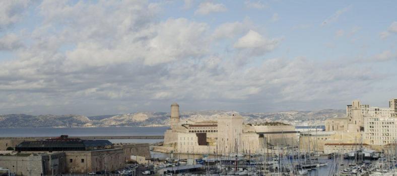 Marseille Vieux Port @CuriousProvence