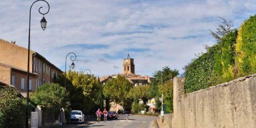 Sablet in the Vaucluse