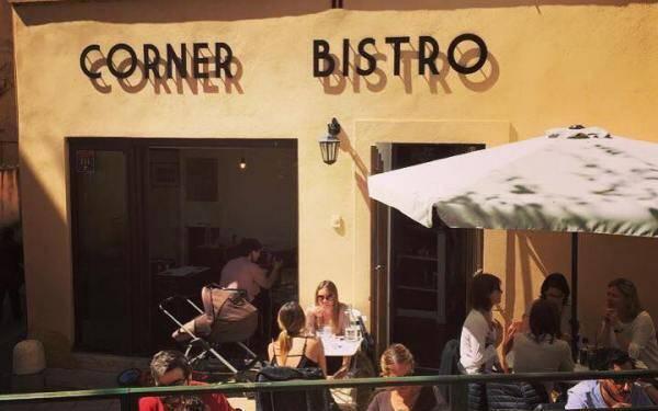 Corner Bistro in Aix en Provence