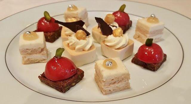 Avignon gourmet tours - Restaurant la mirande avignon ...