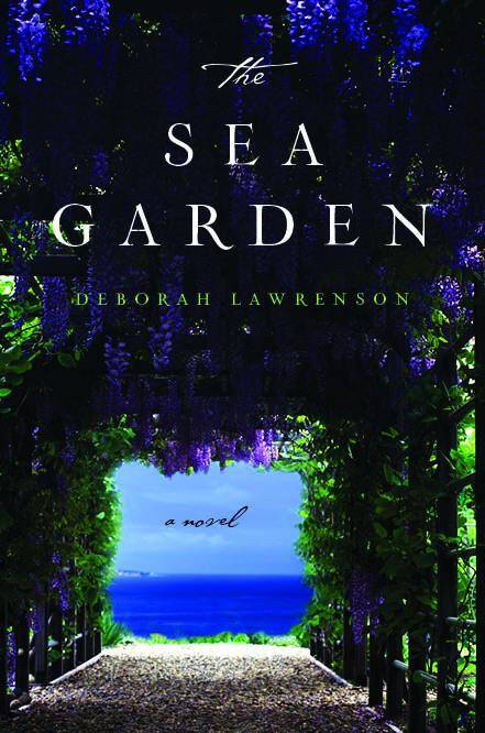 Sea Garden book cover @deb_lawrenson