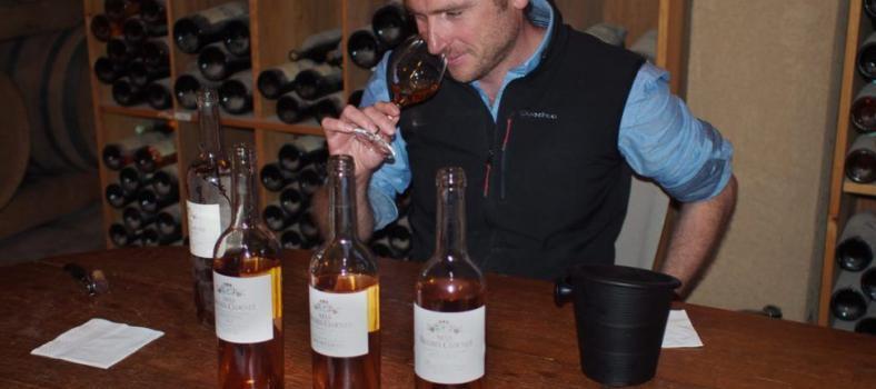 Tasting Aged Roses with Matthieu Negrel of Mas de Cadenet