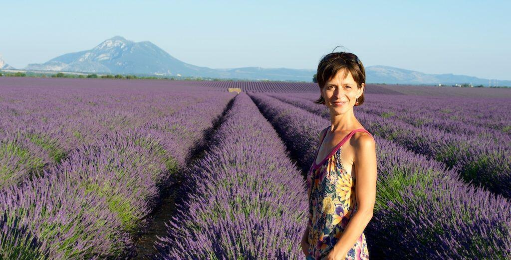 Viktorija Todorovska Provence lavender